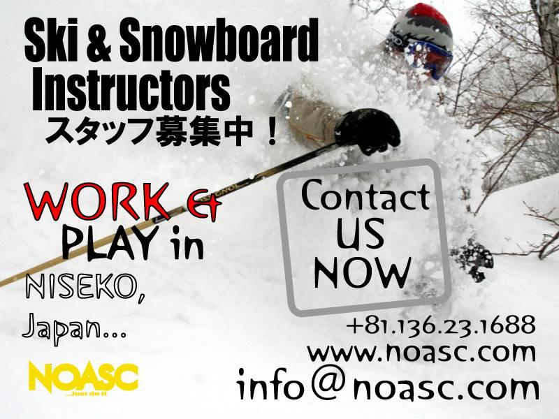 ... Please Contact NOASC Via E Mail Info@noasc.com And Submit Your Online  Application At Http://noasc.com/u2026/412 Winter Ski Snowboarding Instructor J