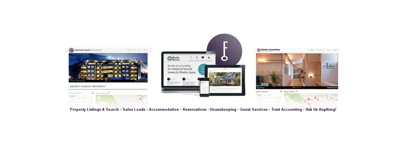 Websites for Property Professionals